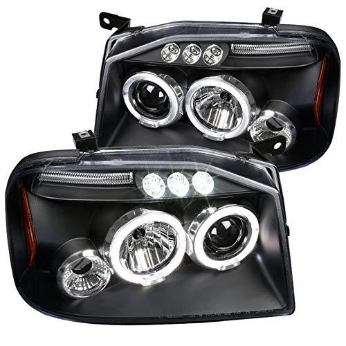 03 nissan frontier headlights - 4