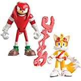 SEGA Sonic Boom Knuckles and Tails Small Figure (2-Pack)