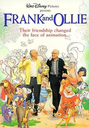 Amazon.com: Frank and Ollie [VHS]: Frank Thomas, Ollie Johnston ...
