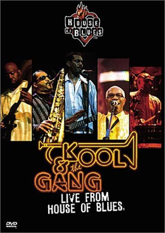 Kool & the Gang - Live from House of Blues by Image Entertainment