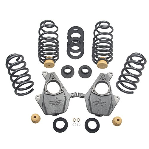 Belltech 1002SP Lowering Kit, 15-17 Ford F-150 (All Cabs Short Bed)+ 1to-3F 2
