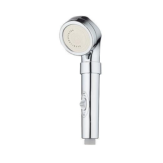 Rostfreier Stahl Handbrause Badezimmer Druck Wasserspar Duschkopf Handdusche