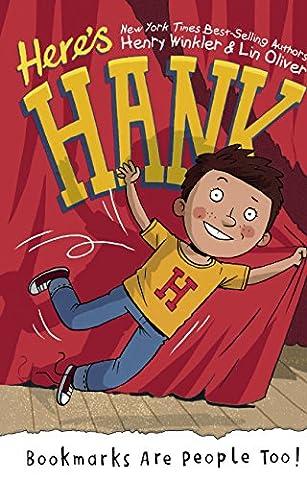 Bookmarks Are People Too! (Turtleback School & Library Binding Edition) (Here's Hank) (Garrett Stage 2)