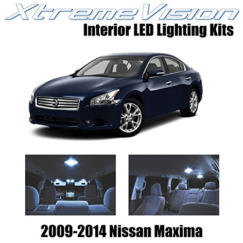 led interior for nissan maxima - 1