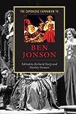 The Cambridge Companion to Ben Jonson, , 0521646782