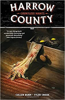 Image result for harrow county volume 1