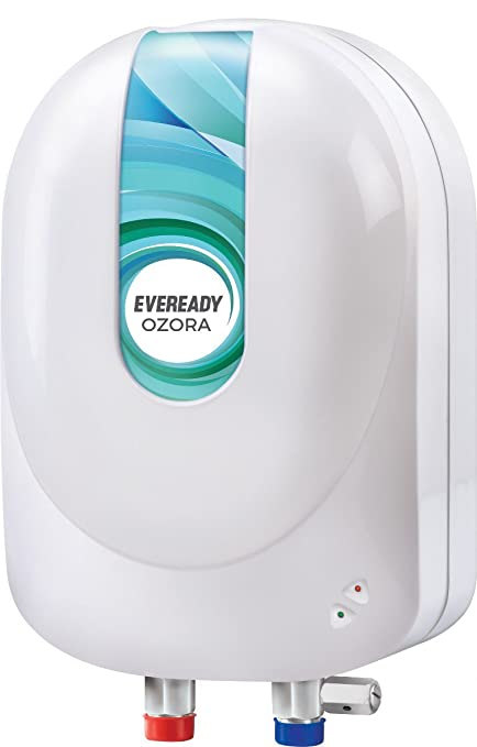 Eveready Ozora 3-Litre Instant Water Heater (White)