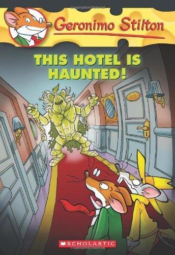 geronimo stilton hotel is haunted - 5