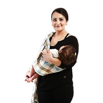 Bebé Pañuelo Fulares portabebés Premium Calidad ergonómico Soporte ...