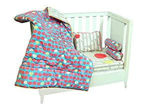 Amazon Com The Button Tree Apple Boo Boom Baby Cot Sets