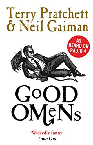 Image result for Good Omens by Terry Pratchett and Neil Gaiman