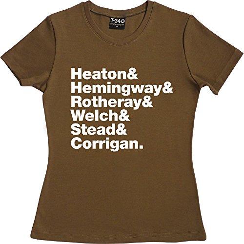 T34 - Camiseta Olive Women's T-Shirt