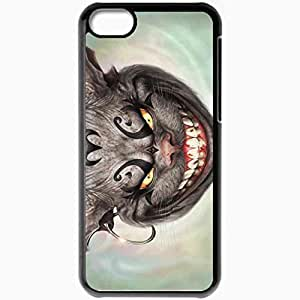 Personalized iPhone 5C Cell phone Case/Cover Skin American Mcgee S Alice Black