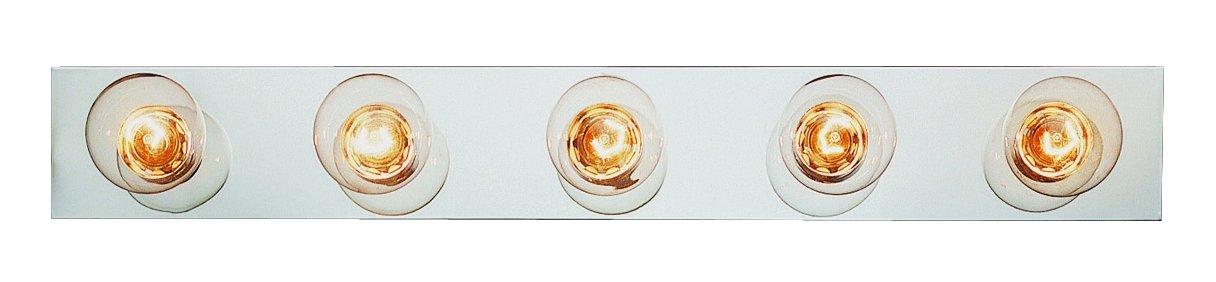 Trans Globe Lighting 3005 PC Indoor  Lyric 30'' Vanity Bar, Polished Chrome