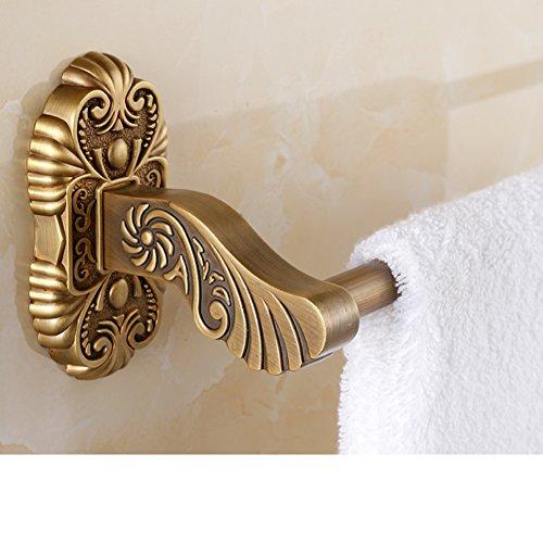 free shipping European single bar Towel rack/Imitation bronze bathroom hardware accessories/extended towel rail hanging/retro-art Towel Bar
