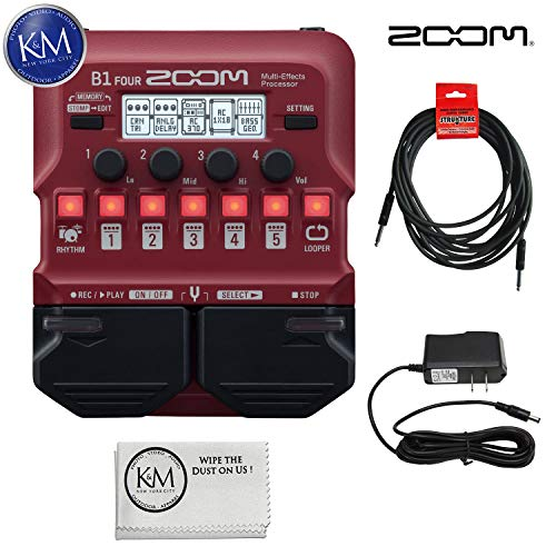 Guitar MultiEffects Processor Instrument Supply product image