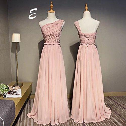 バブル髄遺産【ノーブランド品】大きいサイズ 二次会 ピンク ワンピース ロングドレス パーティードレス 全5タイプ 体型カバー 大人 ドレス パーティドレス 結婚式 20代 30代 40代 レディース