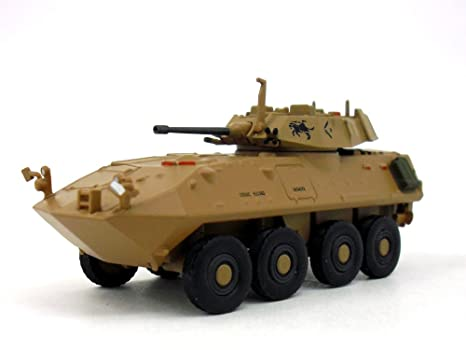Perfect LAV 25 Light Armored Vehicle   Marines 1/72 Scale Diecast Model Amazing Ideas
