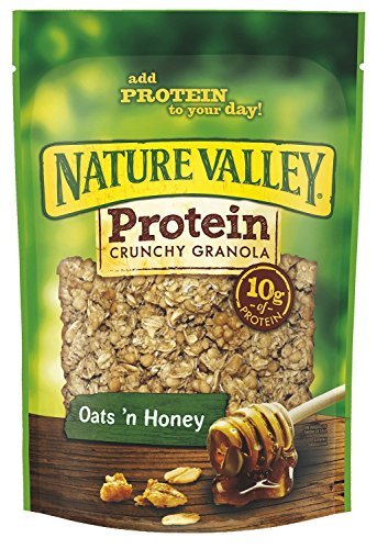 Nature Valley Protein Crunchy Granola, Oat N Honey, 28 Ounce