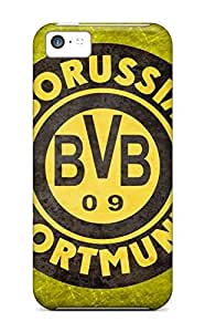 Excellent Design Borussia Dortmund Cool Logo Case Cover For Iphone 5c