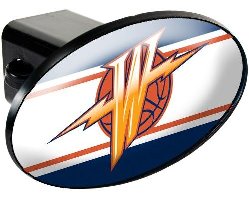 Warrior Tailgate Cover (NBA Golden State Warriors Trailer Hitch)