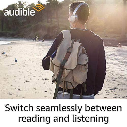 Kindle Oasis – Now with adjustable warm light