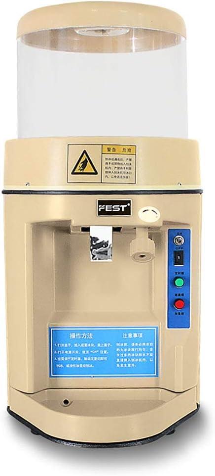 Máquina de Hielo automática Completa Comercial, trituradora de ...