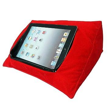 Aimire sofá puf Soporte Suave Regazo cojín para iPad y ...