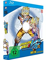 Dragonball Z Kai - Box 6 (Episoden 85-98) (2 Discs) [Blu-ray]