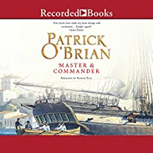 Master and Commander: Aubrey/Maturin Series, Book 1 Audiobook by Patrick O'Brian Narrated by Patrick Tull