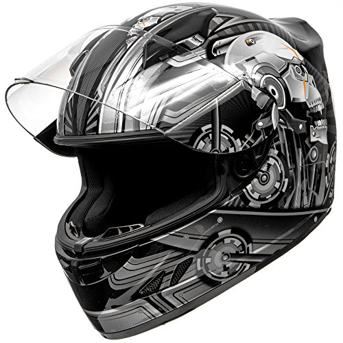 Cheap Full Face Motorcycle Helmets - 5
