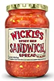 Wickles Spicy Red Sandwich Spread, 16 OZ