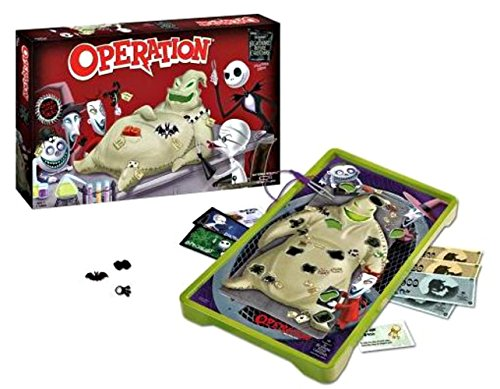 Nightmare Before Christmas (Operation Halloween Game)