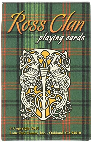 Indie Boards and Cards Ross Clan Deck Card Game