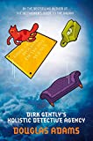 Front cover for the book Dirk Gently's Holistic Detective Agency by Douglas Adams