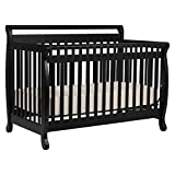 DaVinci Emily 4-in-1 Convertible Crib in Ebony Finish For Sale