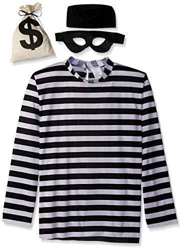 Burglar Man Costume -