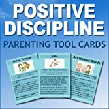 img - for Positive Discipline Parenting Tool Cards book / textbook / text book