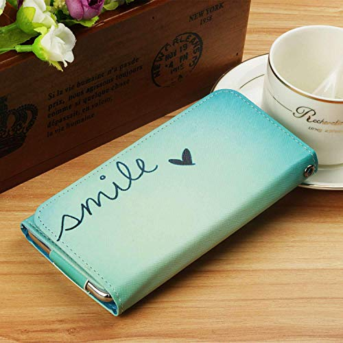 Cell Phone Flip Case for NUU Mobile A3 5