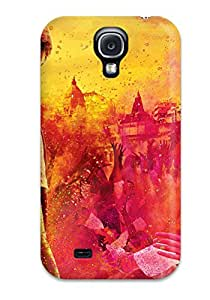 Hot Raanjhanaa Tpu Case Cover Compatible With Galaxy S4