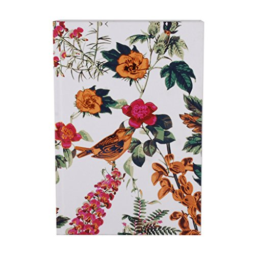 Journal Fabric (Pinaken Notebook Journals Diary College Ruled Story Writing for both Hardcover Softcover in Paper & Fabric Notebooks for Men Women & girls)