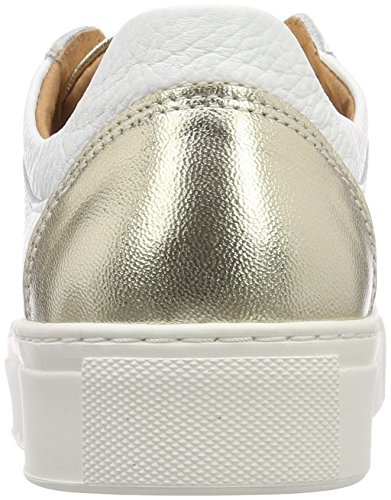 Selected Contrast Sneaker Women''s Low Gold top Colour gold Sfdonna ZqxrwdZ