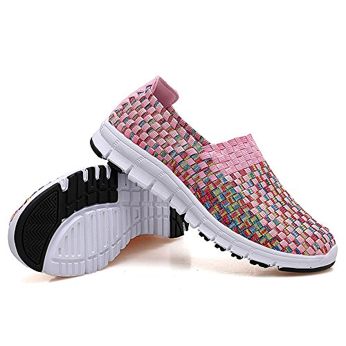 Zapatillas Rosa2 AIRAVATA Mujer SH075 para FWxnqfp51T