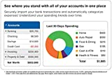 Quicken Deluxe 2019 Personal Finance Software 1-Year + 2 Bonus Months [Amazon Exclusive] [PC/Mac Online Code]