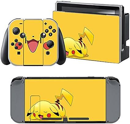 Pokemon Pikachu - Pegatina Nintendo Switch - 1 Pegatinas de ...