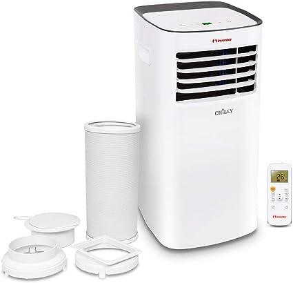 Inventor Chilly, Aire Acondicionado Portátil R290, 3 modos en 1 ...