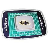 Motorhead Products Baltimore Ravens Chip N Dip Tray