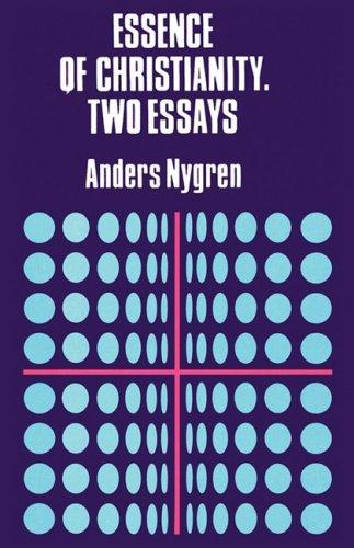 Essence of Christianity. Two Essays pdf