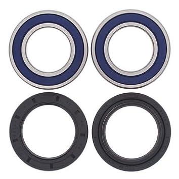 Rear Wheel Bearing /& Seal Kit For Suzuki King Quad Quadrunner 250 300 4WD LTF