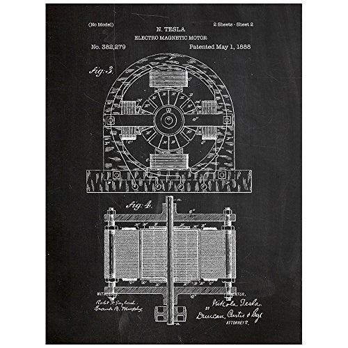 tesla-electro-magnetic-motor-design-patent-art-poster-18-x-24-inch-silk-screen-print-chalkboard